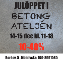 JULÖPPET 14-15 dec