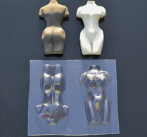 DECORATION TORSO WOMAN
