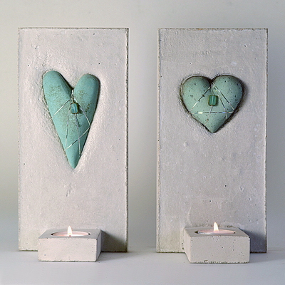 PEARL HEART GREEN