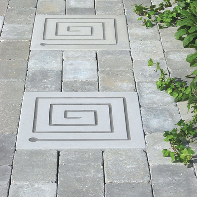 LABYRINTH PAVER
