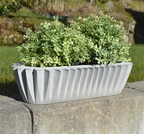 PLEATED POT