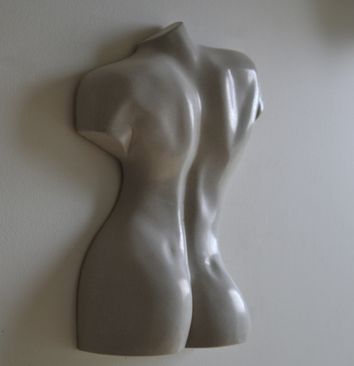 SCULPTURE MOULD BACK