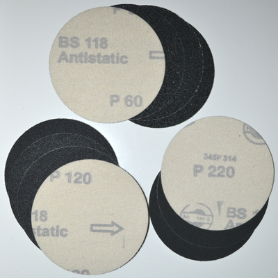 ABRASIVE PAPER FOR CONCRETE
