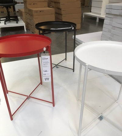 TABLETOPS & SMALL FURNITURE, 3-4 NOV