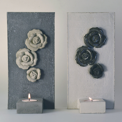 ROSES LIGHT/BLACK
