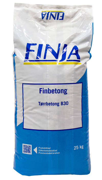 FINJA Fine concrete 0-4mm