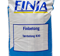 FINJA Fine Concrete 0-4 mm K40